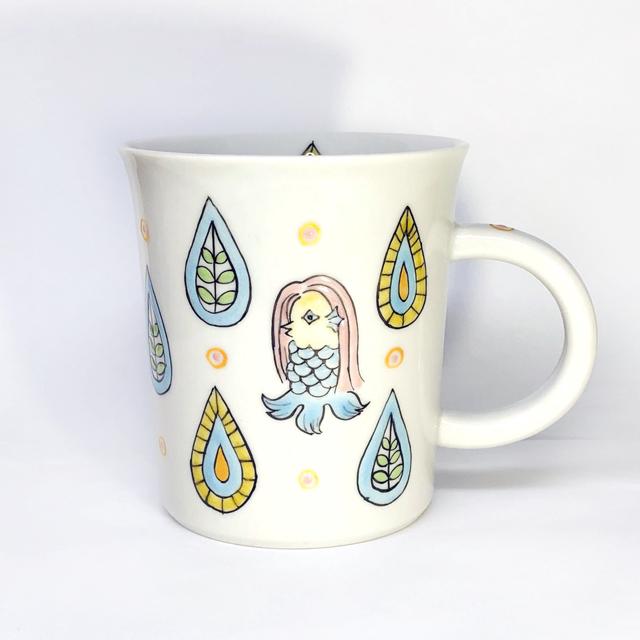 アマビエ マグカップ