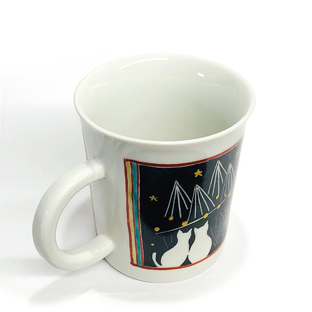 金沢猫マグカップ 兼六園