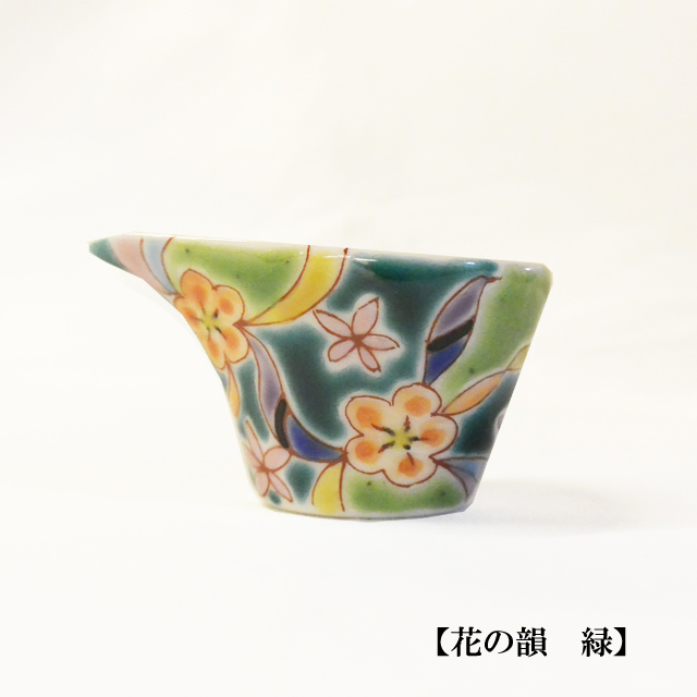 岩田商店 ミルチュウ 花の韻 緑