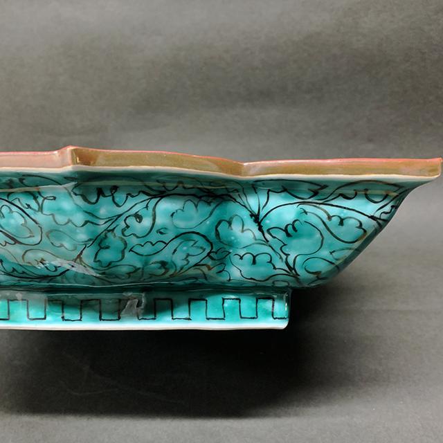 木米13号飾皿