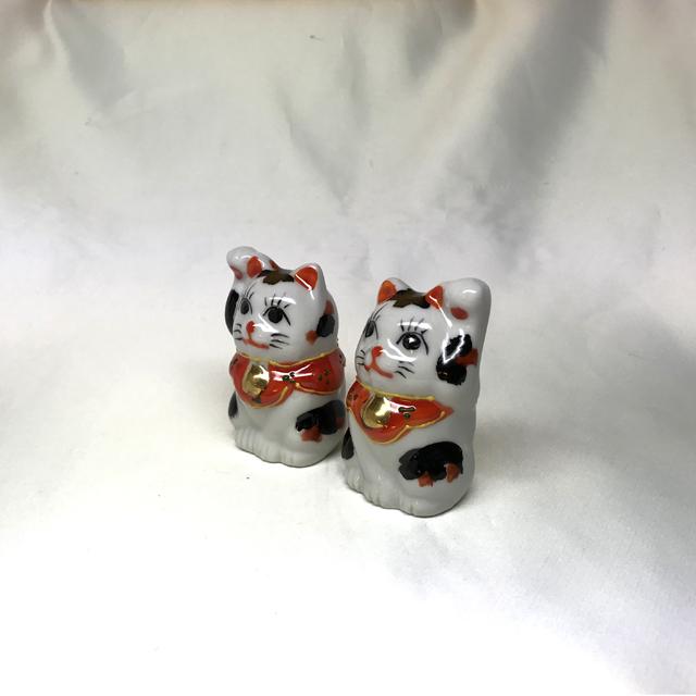 1.5号招き猫 三毛