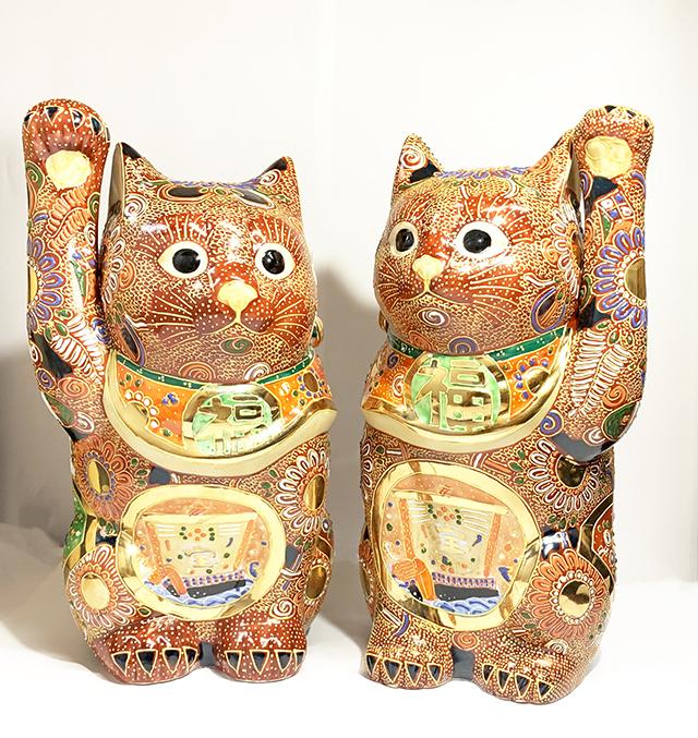 宝船盛 8号招き猫