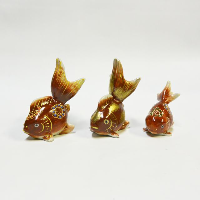 赤花盛・赤金彩 金魚