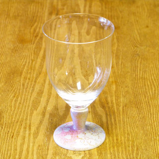 花の舞 フリーグラス 九谷和グラス
