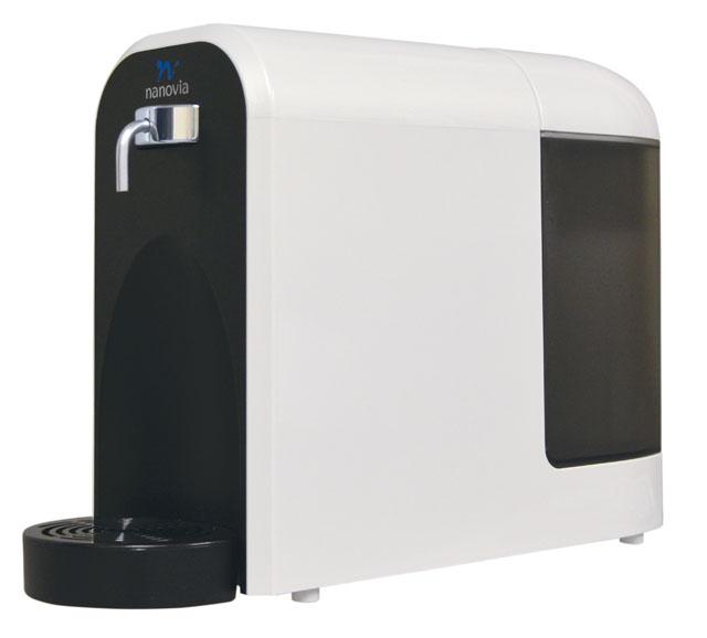 水素水浄水器 ナノビア(nanovia) KHS100