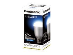 LED電球 6.9W(昼光色) LDA7DA1