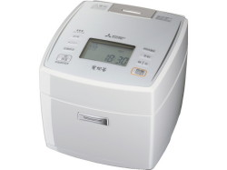 三菱電機 IHジャー炊飯器 備長炭 炭炊釜 NJ-VV108
