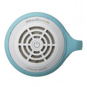 お風呂用水素水生成器 マルーン FLMA-16