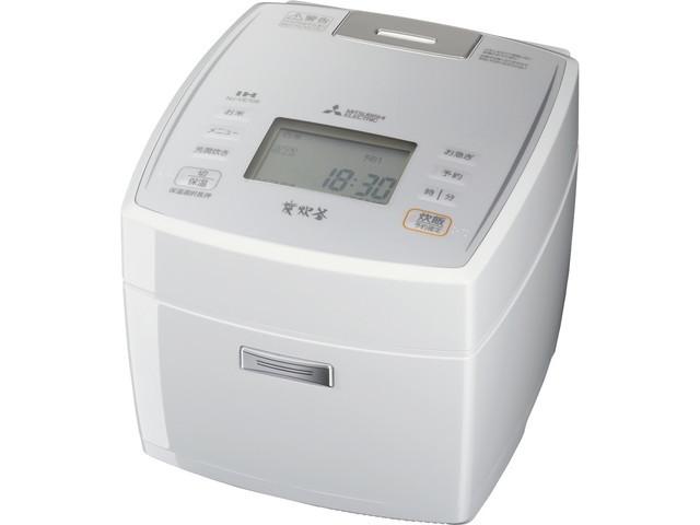 IHジャー炊飯器 備長炭 炭炊釜 5.5合炊き NJ-VE108