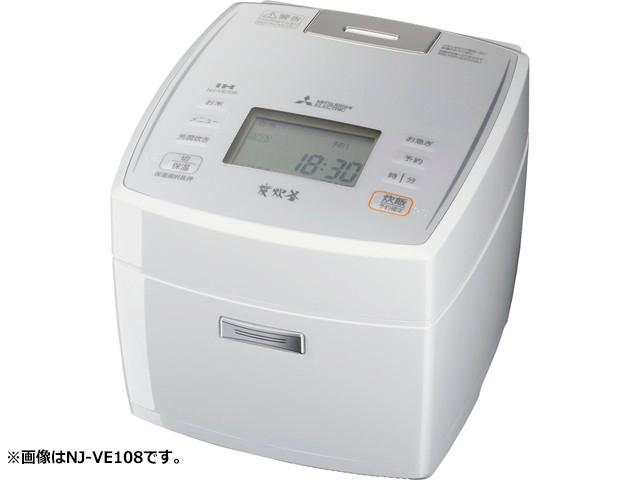 IHジャー炊飯器 備長炭 炭炊釜 1升炊き NJ-VE188