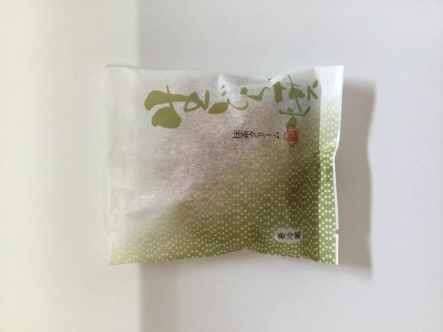 手づくりどら焼き 生どら 抹茶クリーム(冷凍発送商品)