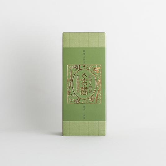和菓子屋さんがつくったロールケーキ 能登大納言 上々巻 抹茶 1箱(8切入)