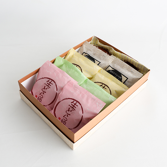 手づくりどら焼き 10個詰合せ(化粧箱入り)(冷凍発送商品)