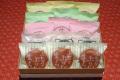 手づくりどら焼き 15個詰合せ(化粧箱入り)(冷凍発送商品)