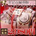 【送料無料】金沢煎餅詰合せ 18種類18袋入 アレンジメント