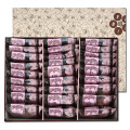 百通りのご縁「金沢百縁煎餅色々」 23袋入り箱包装