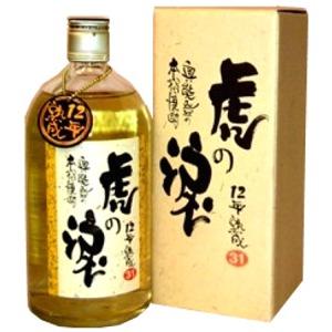 日本発酵化成【虎の涙】石川県が生んだ唯一の焼酎蔵数々の栄光を持つ、麦焼酎です