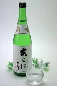 菊姫 吟醸あらばしり 720m<BR>菊姫初となる、あらばしりが2013年1月中旬にも蔵出し決定!!