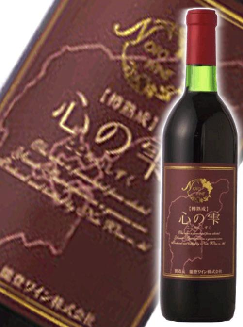 能登ワイン 心の雫・樽熟成[2011]720ml