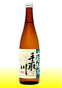 吉田酒造 手取川山廃純米 720ml