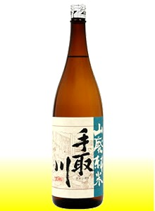 IWC純米酒部門ゴールドメダル吉田酒造 手取川山廃純米 1800m