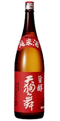 車多酒造 天狗舞 旨醇 純米酒 720ミリ化粧箱に入っておりますのでご贈答にも向いています