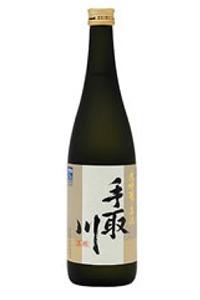 石川の酒蔵 吉田酒造 手取川名流大吟醸少量仕込みの香り高き大吟醸酒です  720m