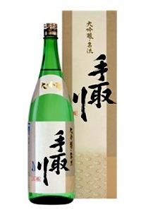 石川の酒蔵 吉田酒造 手取川名流大吟醸  1800m