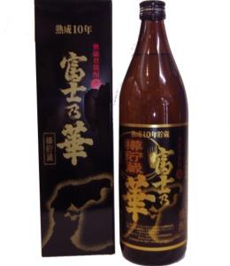富士の華 10年熟成の麦焼酎