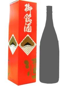 清酒 専用ギフト箱 1800ミリ用