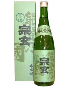 能登乃国 最高の酒米「山田錦」で醸した辛口の能登の酒  720ml