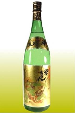 鹿野酒造 常きげん 風神(純米吟醸) 1800m