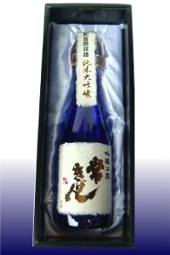 常きげん 特別大吟醸  【吟醸王国 アンティークボトル 720ml