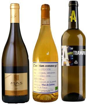 【贈り物にも】第53弾・白ワイン3本が送料無料!