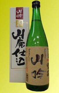 鹿野酒造 常きげん 山廃吟醸 720m