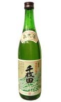 純米酒 能登誉「千枚田」720m