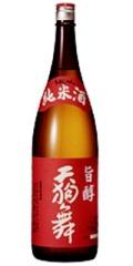 車多酒造 天狗舞 旨醇 純米酒 1800ミリ