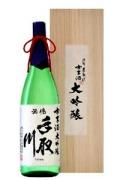 吉田酒造 手取川 大吟醸古々酒 1800ミリ熟成された円やかで上品な口当たり!至極の1本です。