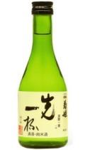 菊姫 先一杯 300ml菊姫の中で最も飲み易い純米酒!ご要望にお応えして、300ミリで登場です!