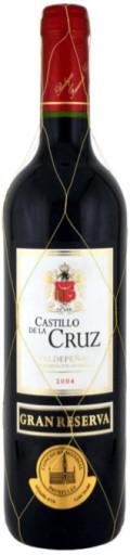 カスティーリョ・デ・ラ・クルス グラン・レゼルバ[2004]
