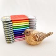 毬屋限定色 絹手縫い糸 特注12色セット