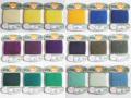オリヅル 絹手縫い糸 40m巻 バラ(16~33番)