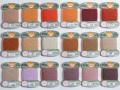 オリヅル 絹手縫い糸 40m巻 バラ(174~191番)