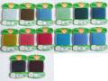 オリヅル 絹手縫い糸 80m巻 バラ(721~801番)