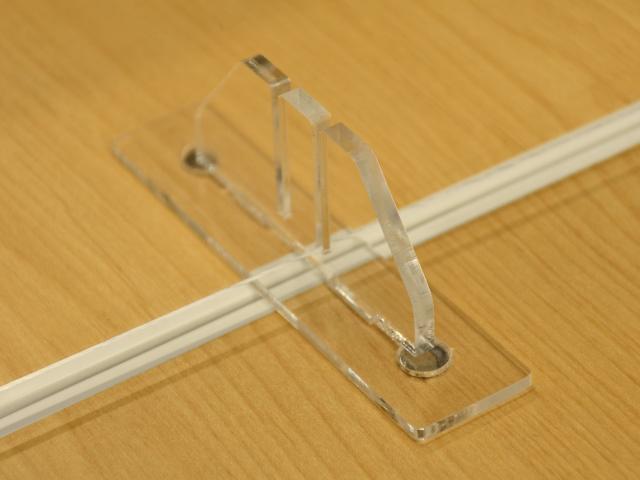 パーテーションスタンド 飛沫防止 アクリル用スタンド ネオジム磁石付き
