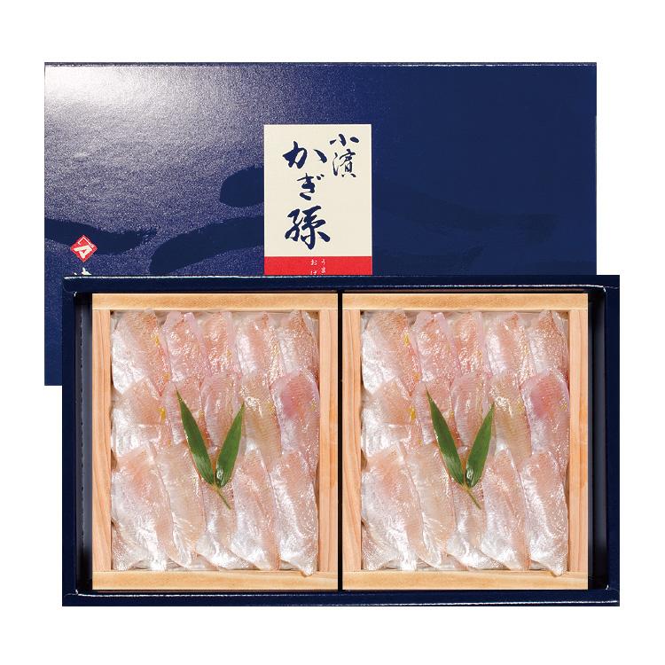 小鯛の笹漬け (すずめ小鯛) 匠プレミアム 井桁木箱入り 2個入 [_212501_]