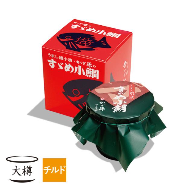 【チルド】 すずめ小鯛 (小鯛の笹漬け) 大樽1個入 [_110101_]