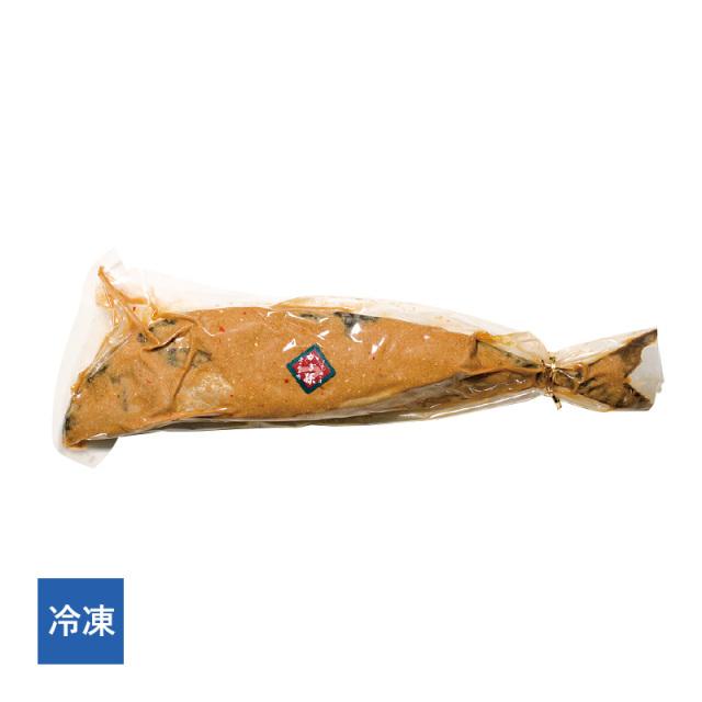 【冷凍】鯖街道の鯖 伝統製法にこだわった、昔ながらのへしこ [_217401_]