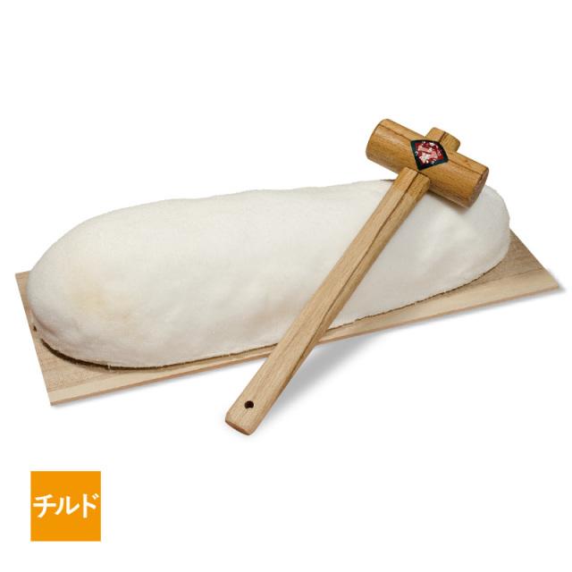 【チルド】若狭ぐじ 塩釜焼き 特大1尾 (和風昆布風味) 木槌つき [_116203_]