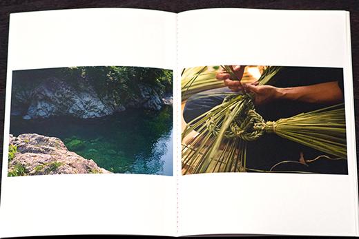 フォトブック 「わらしべを巡る lucky straw」